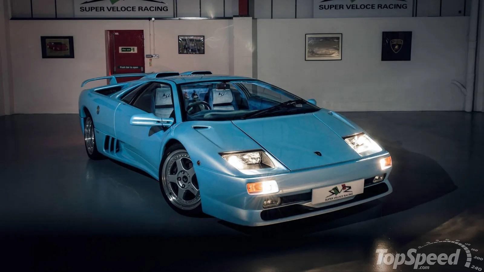 1995 Lamborghini Diablo Sv By Super Veloce Racing Top Speed