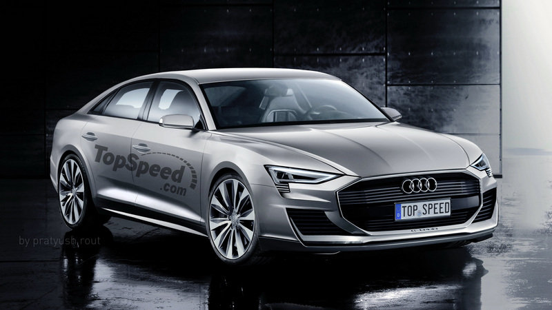 Audi A9 Latest News Reviews Specifications Prices