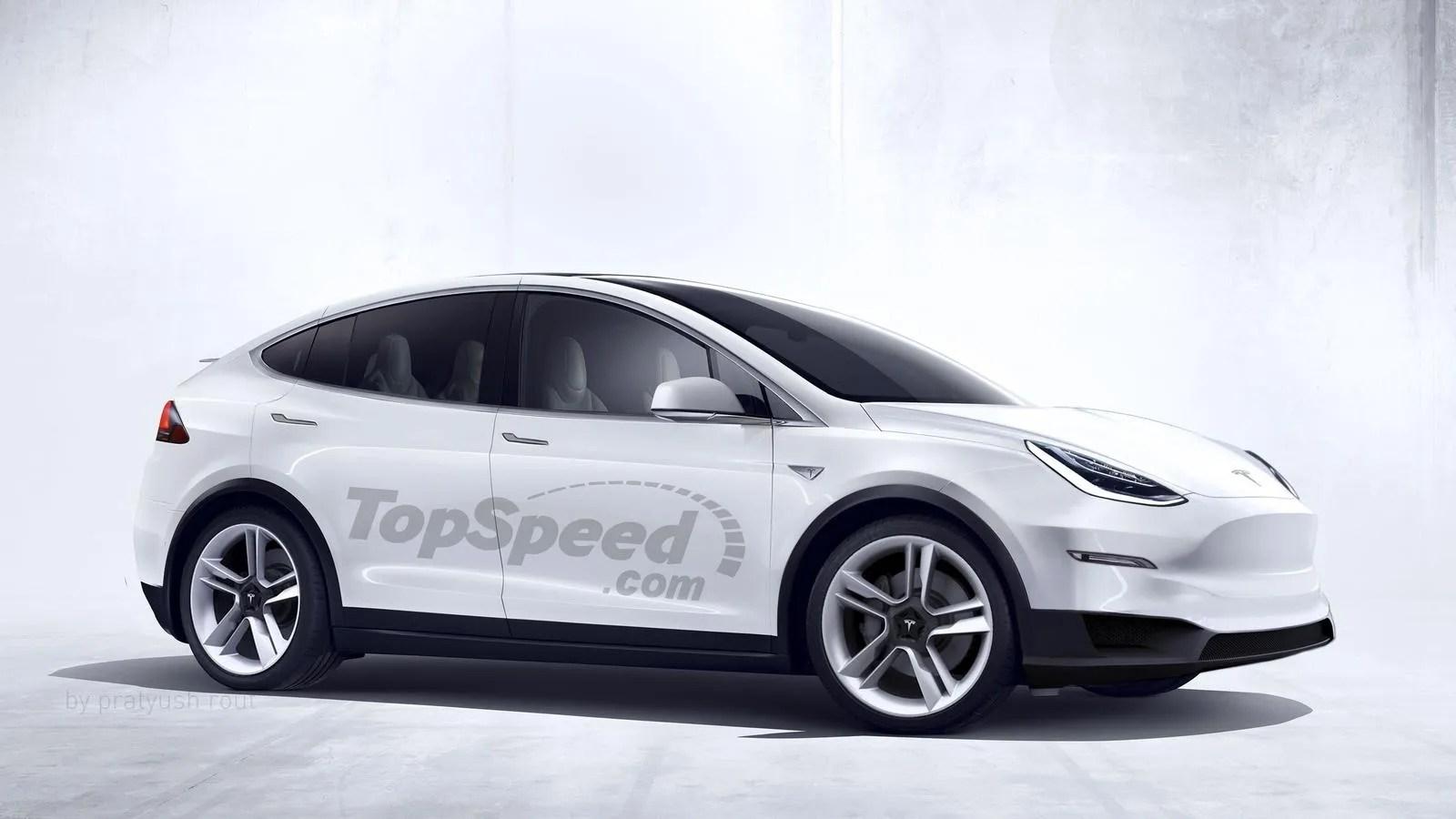 2020 Tesla Model Y Top Speed