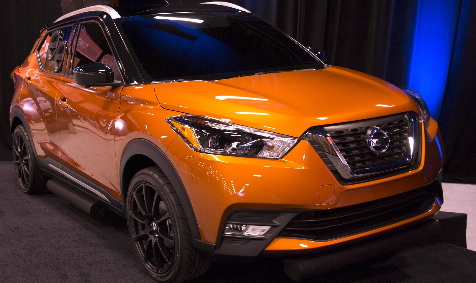 2018 Nissan Kicks Sound Machine Top Speed