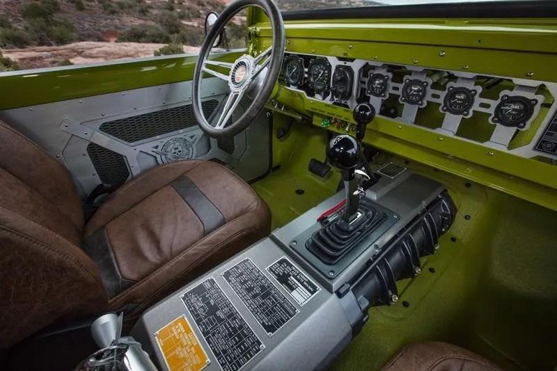 Jeep Interior Lights