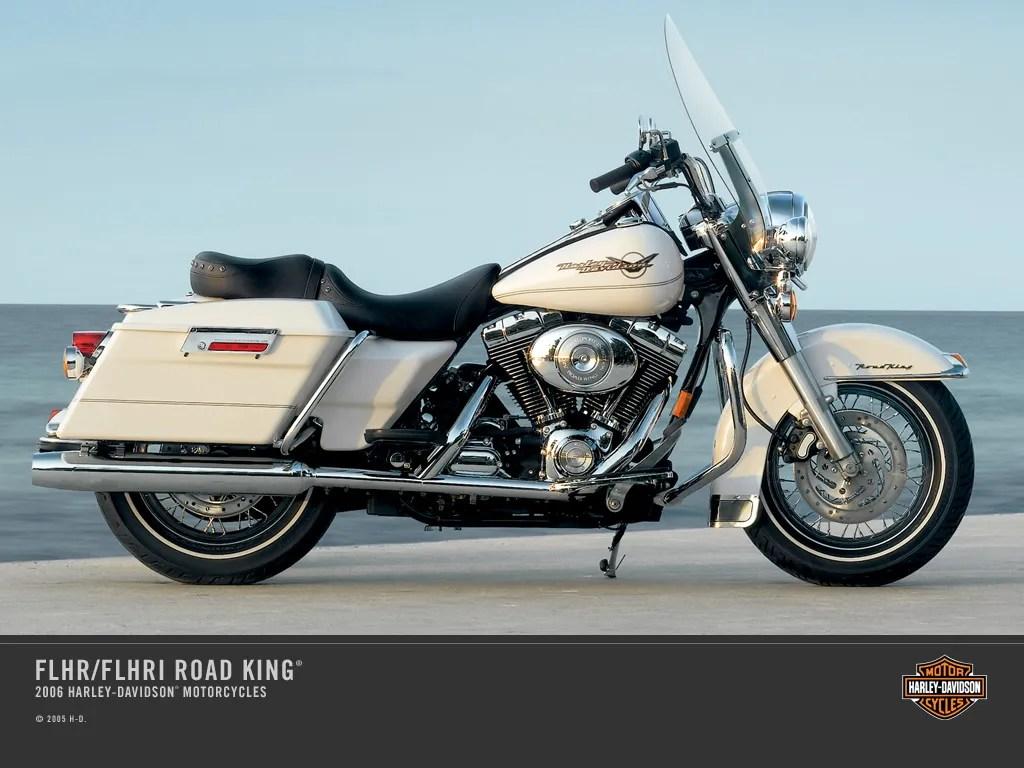 2006 Harley Davidson Flhr I Road King Gallery 44474 Top