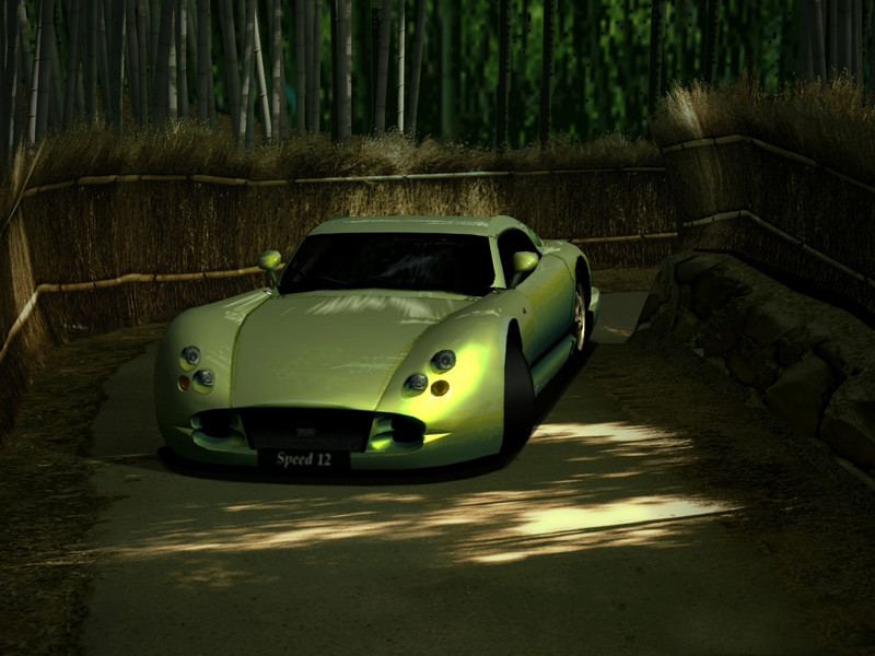 1998 Tvr Cerbera Speed 12 Top Speed