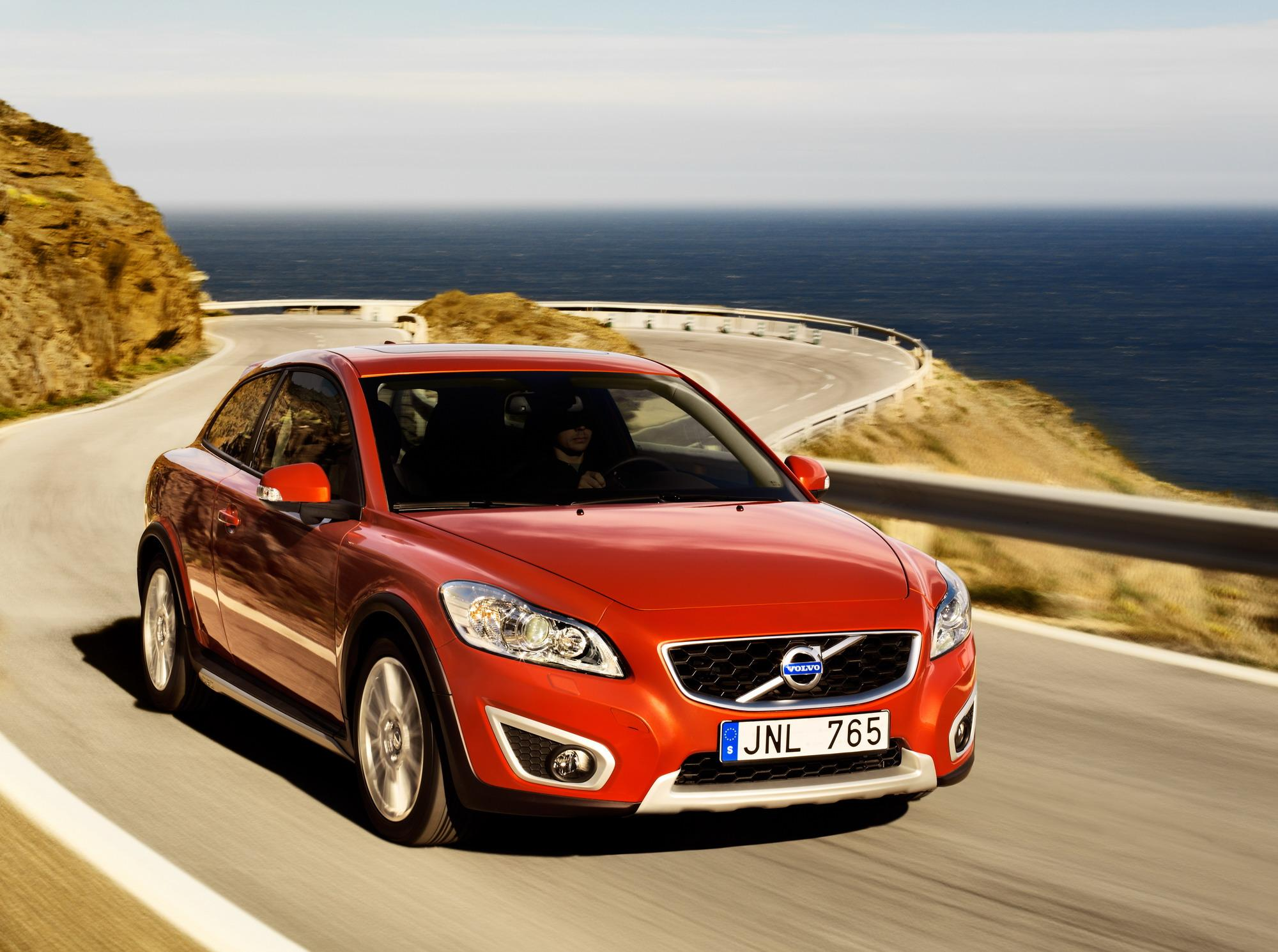 2010 Volvo C30 Top Speed