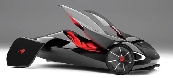 Mclaren Jetset Could Preview Future Minimalist Supercar