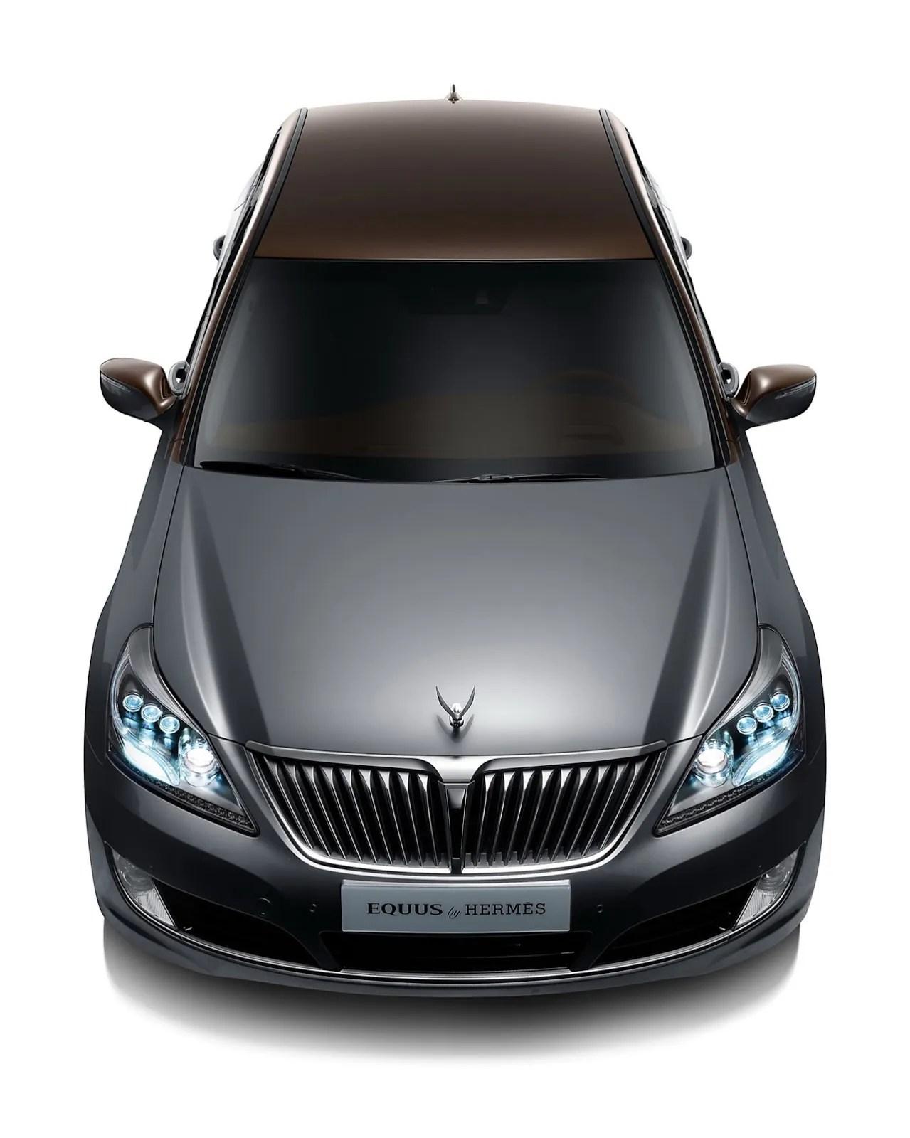 2013 Hyundai Equus Hermes Edition Review Top Speed