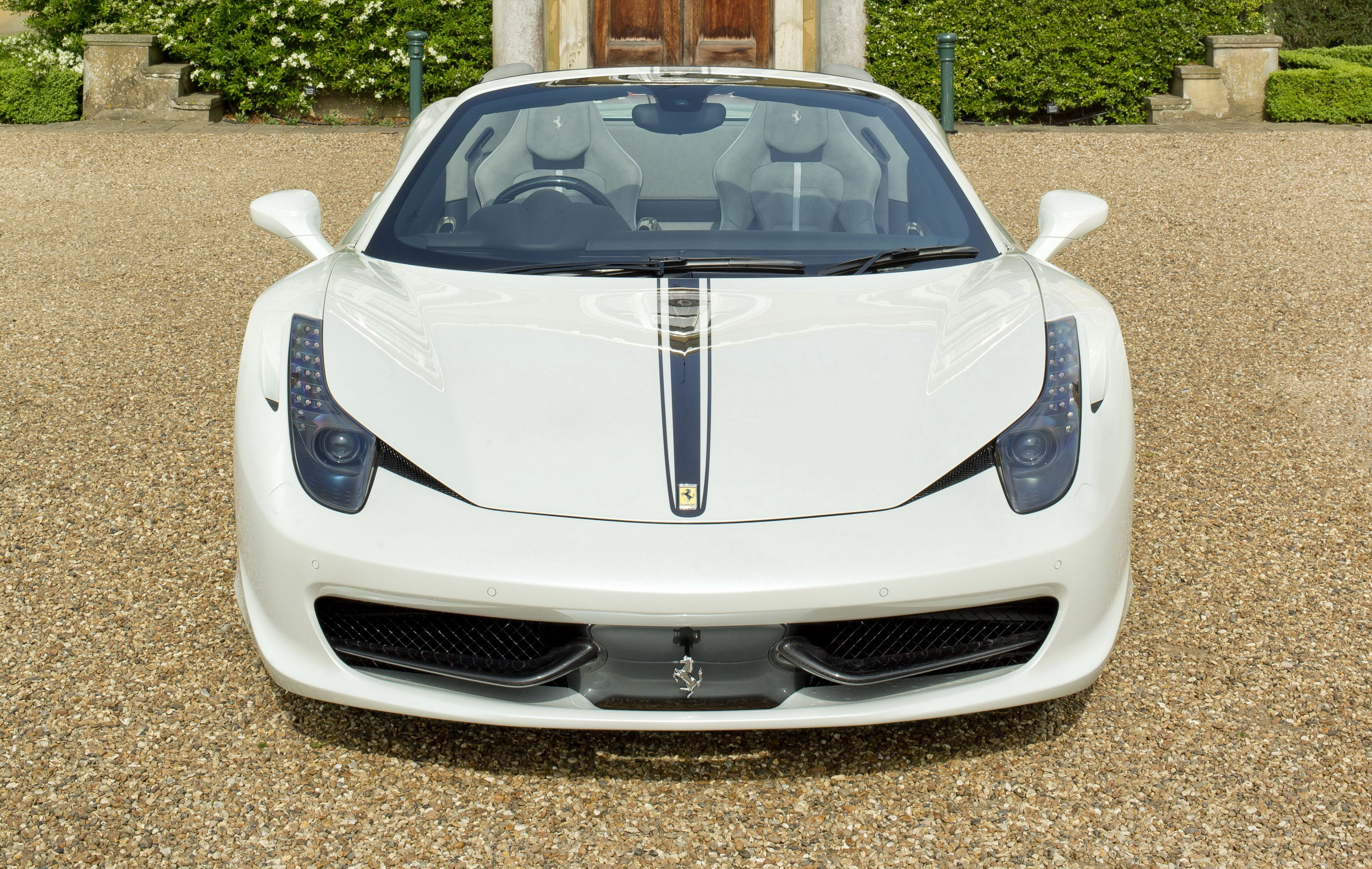 2014 Ferrari 458 Spider By Ferrari S Tailor Made Program