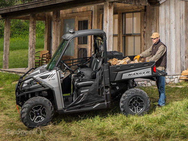 Polaris Ranger 570 Efi Windshields