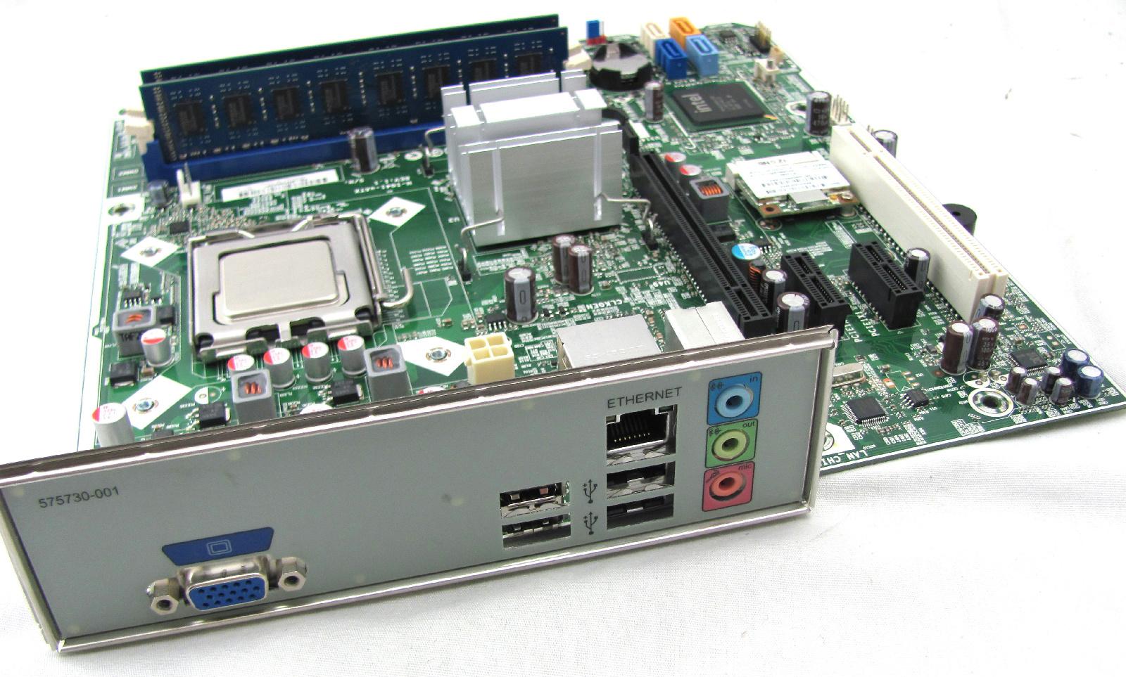Dual Motherboard Processor Hp