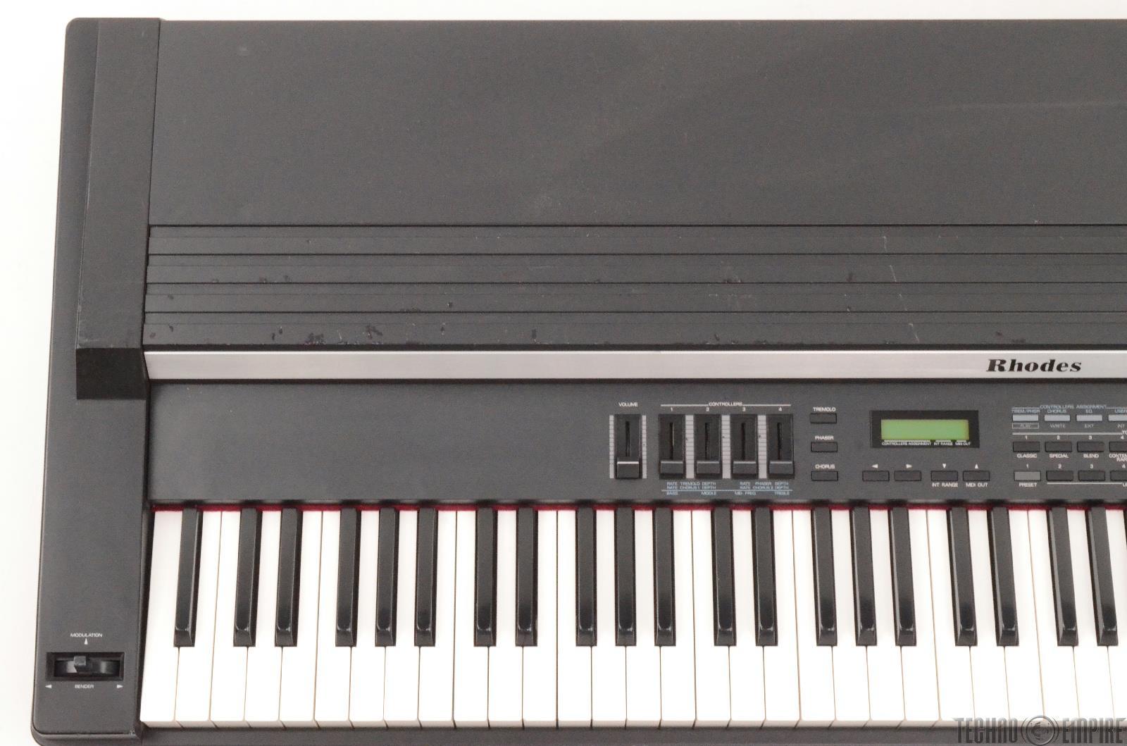 88 Key Piano Keyboard Template