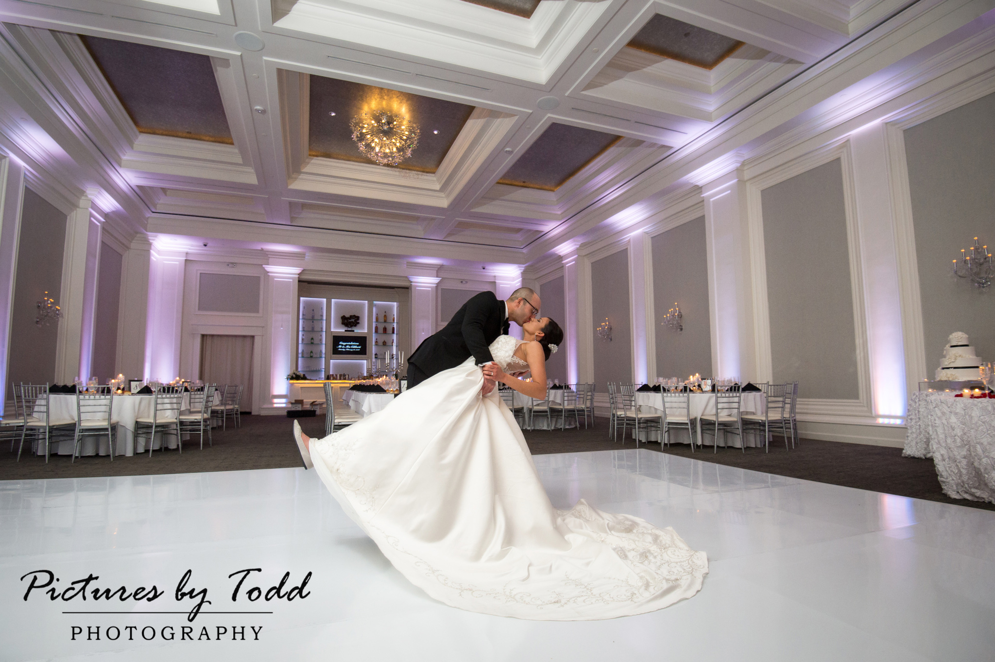 Pictures By Todd Photography Jackie Amp Louis Wedding Ellis Preserve Ballroom Pictures By