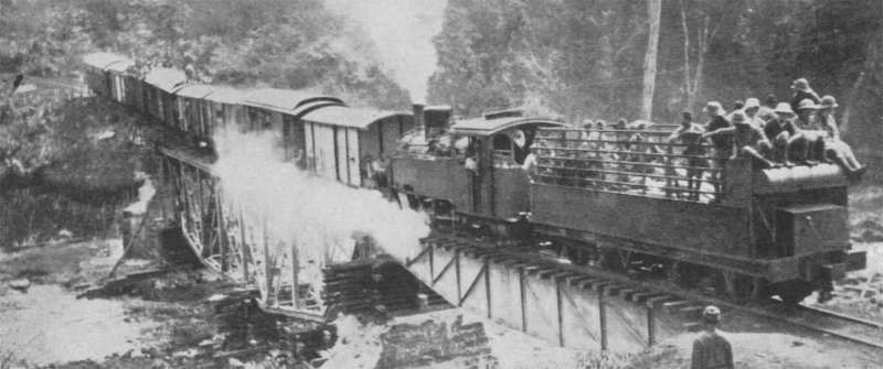 Photo Gallery Railroad Trains 171 Pictures Of World War I