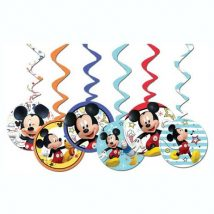 decoracion mickey mouse, decoracion carton mickey