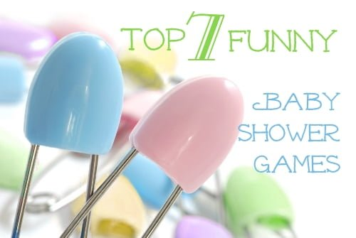 Hilarious Baby Shower Games