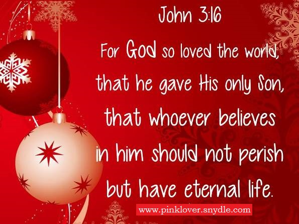 Beautiful Christmas Pictures Bible Verses