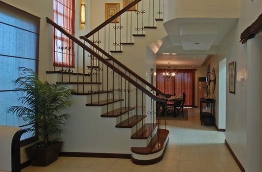 Modern Two Storey House Plan Interior Design Pinoy House Designs | Two Story Staircase Designs | Entryway | Stunning | Glass | Two Storey House | 2 Story