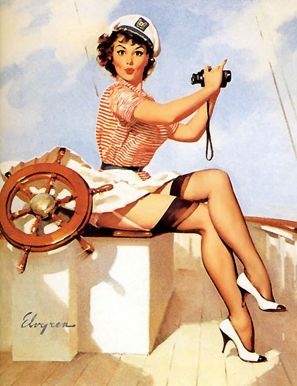 Pin Up Gallery - Indulge yourself in beautiful pictures!