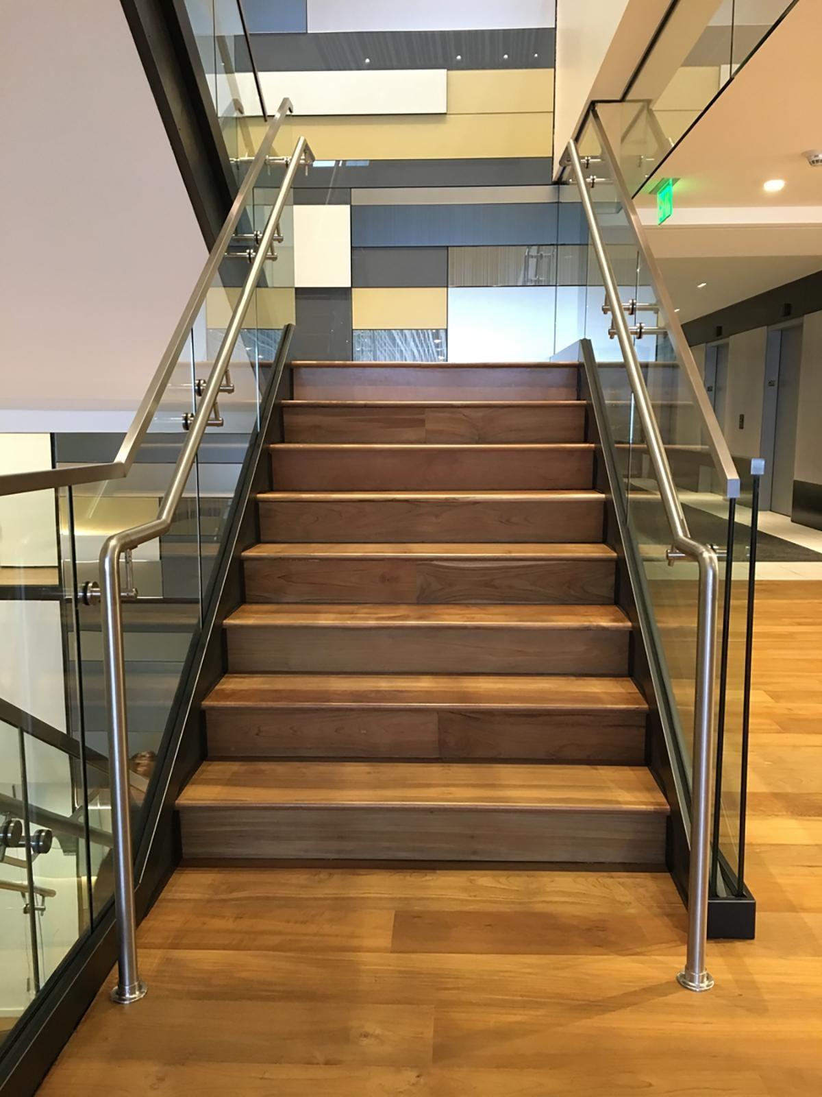Custom Reclaimed Wooden Stairs And Treads Pioneermillworks | Stair Treads For Wood Stairs | Anti Slip Stair | Stair Nosing | Stair Risers | Hardwood Flooring | Examples Terramai