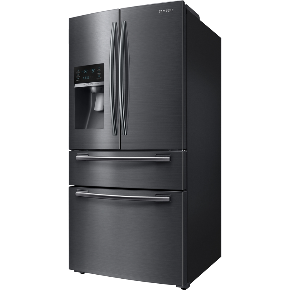 No Print Stainless Steel Appliances