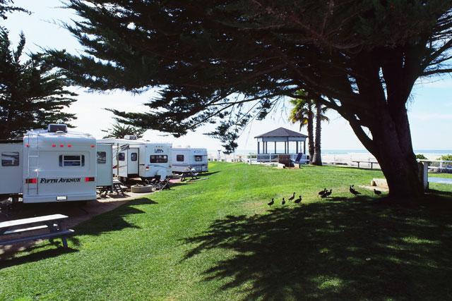 Pismo Resort Rv Village Coast