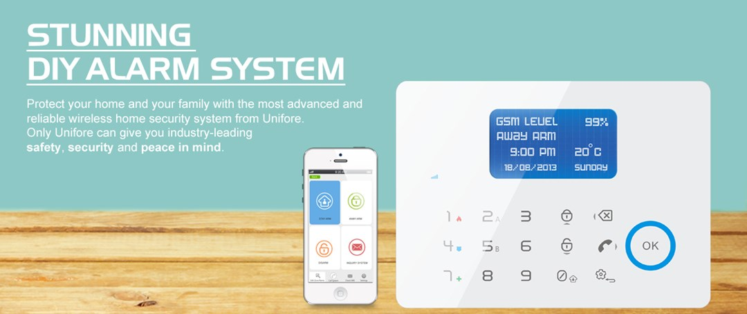 Best Wireless Home Alarm Systems Do It Yourself