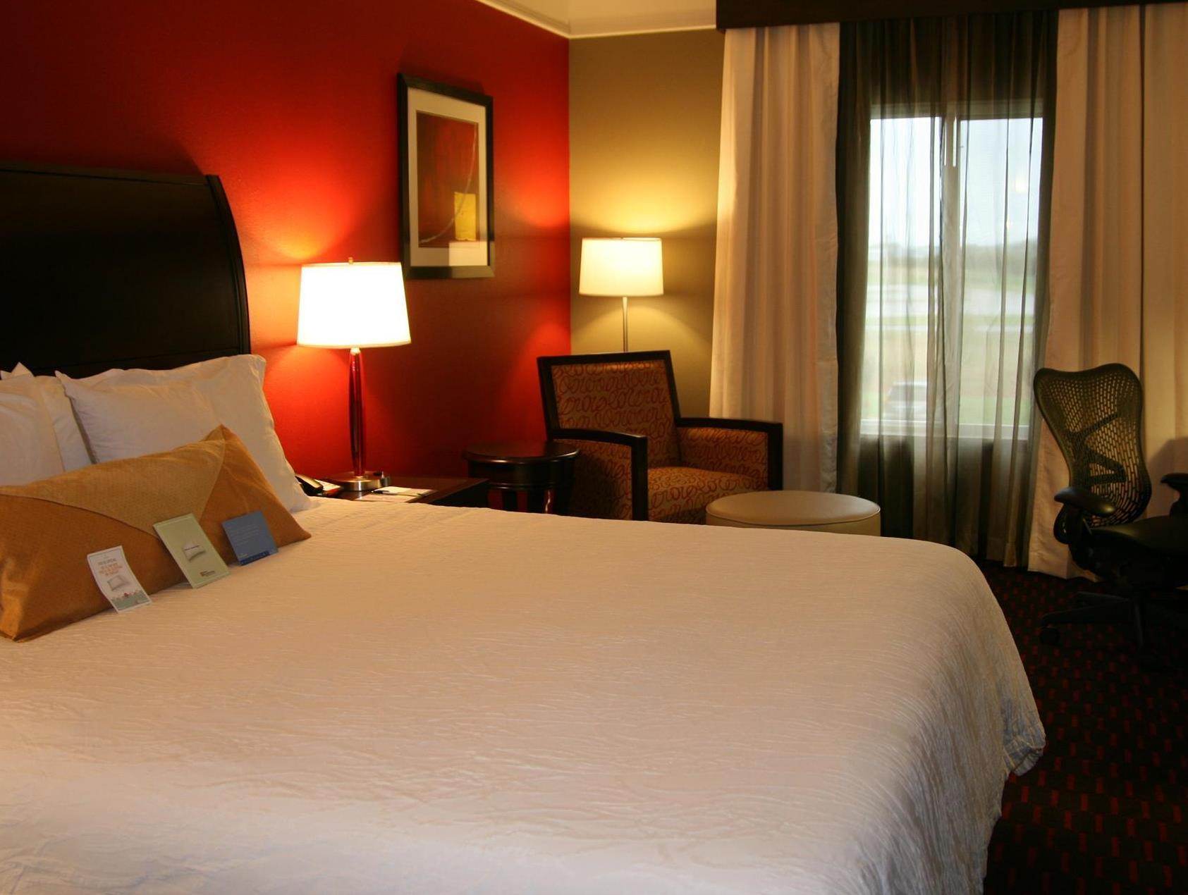 Best Price on Hilton Garden Inn Oxford Anniston in Oxford  AL    Reviews 1 King Bed   Guestroom Hilton Garden Inn Oxford Anniston