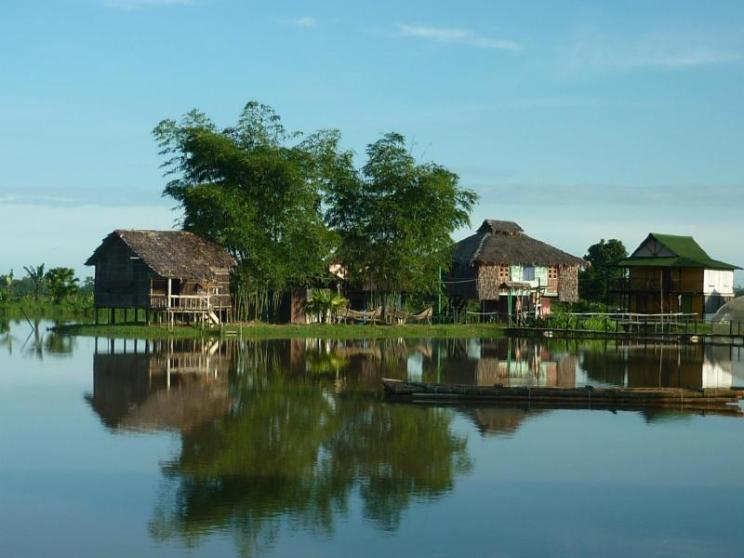 Kahang Organic Rice Eco Farm Resort