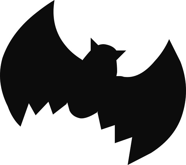 Free Vector Graphic Bat Silhouette Halloween Scary
