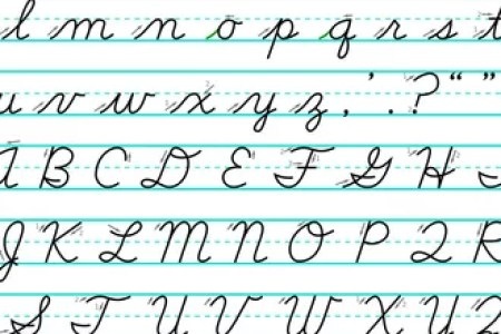 Old Fashioned Cursive Writing Worksheets Edi Maps Full