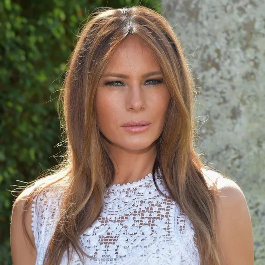 Melania Trump Thinks America Is in 'Big Trouble' -- NYMag