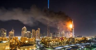 Could the Dubai Skyscraper Fire Happen in New York?