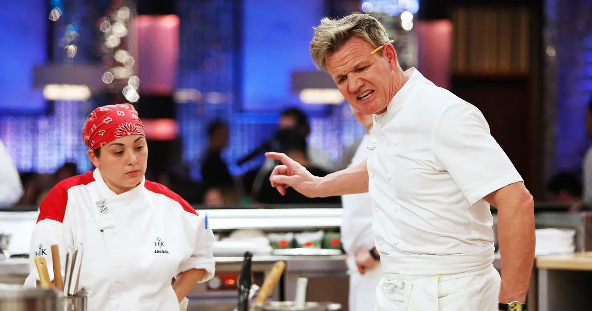 Chef Gordon Ramsay Insults