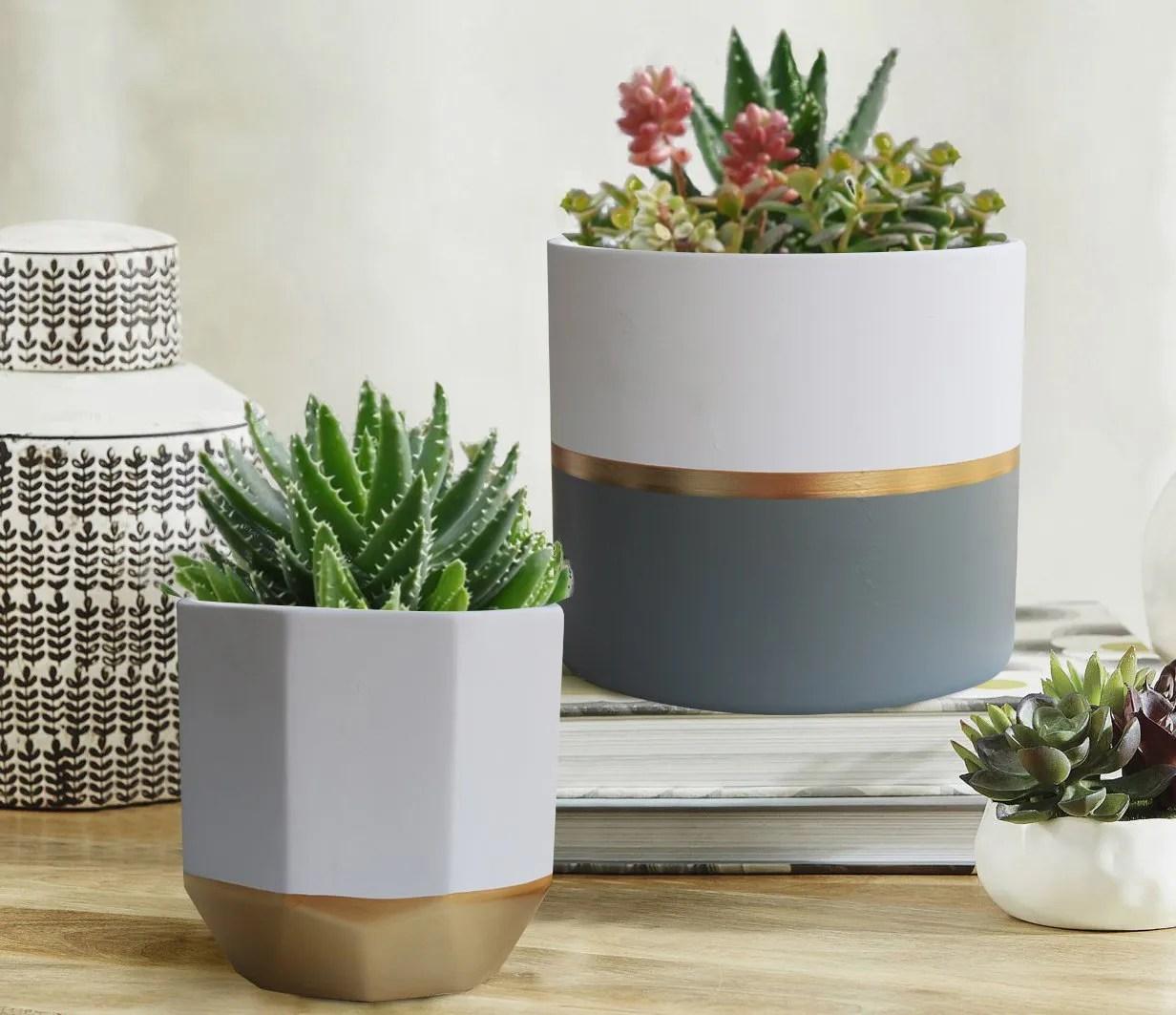 Terracotta Pot Set