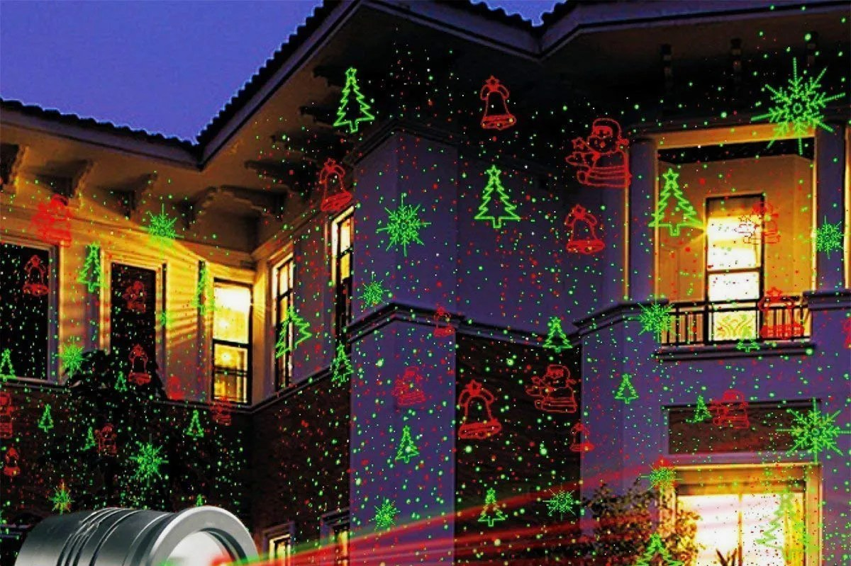 Laser Christmas Lights Amazon