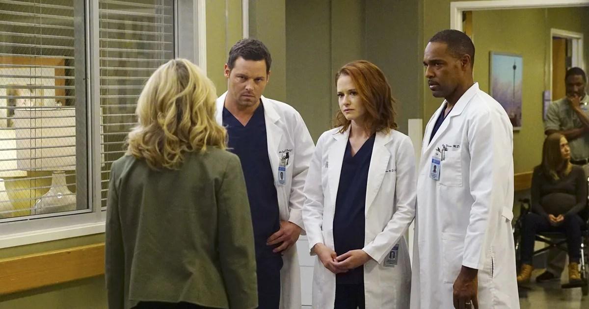 Grey's Anatomy Recap: Calzona Implodes -- Vulture