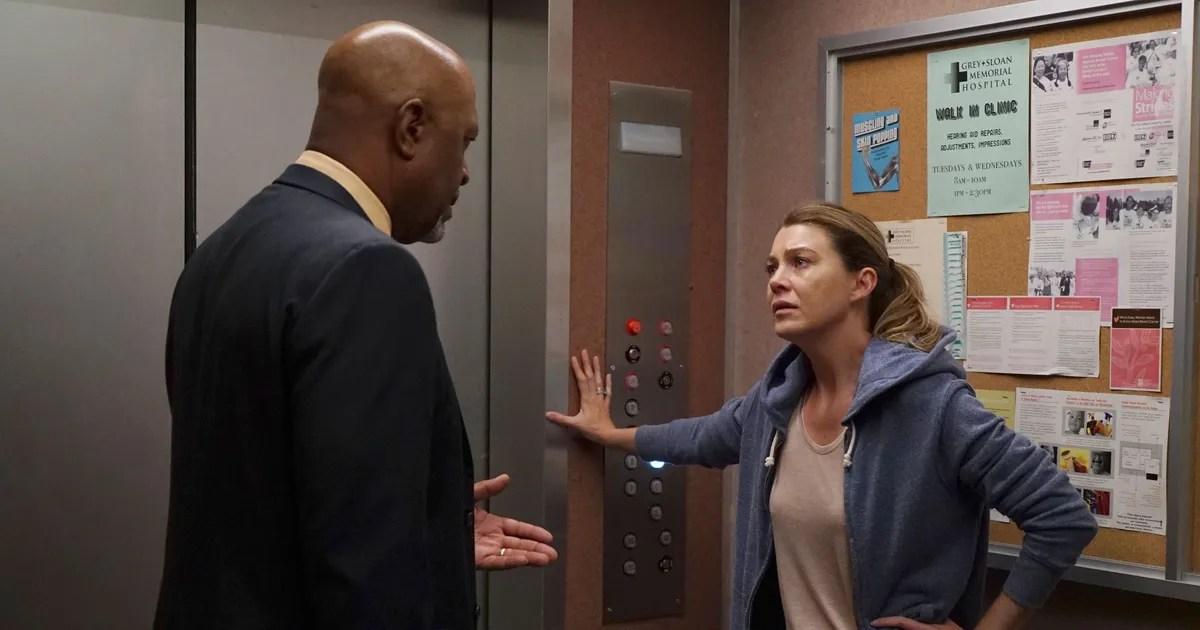 Grey's Anatomy Season Premiere Recap: Nowhere to Run