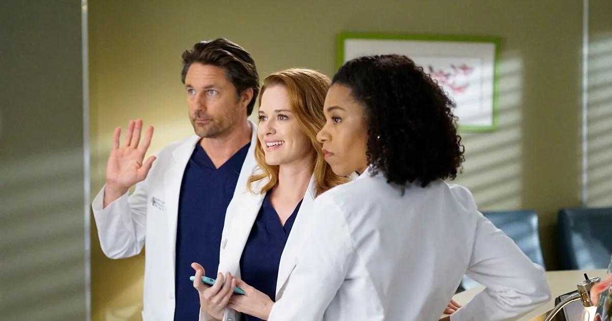 Grey's Anatomy Recap: The List