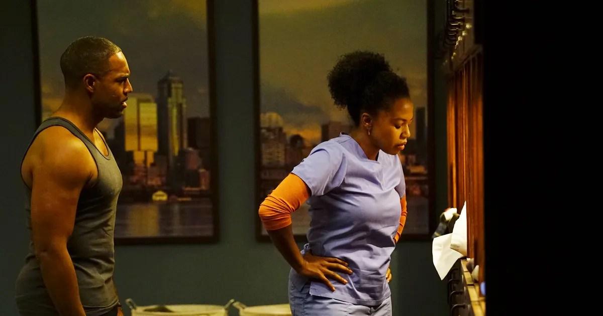 Grey's Anatomy Recap, Season 13, Episode 22: Leave It Inside