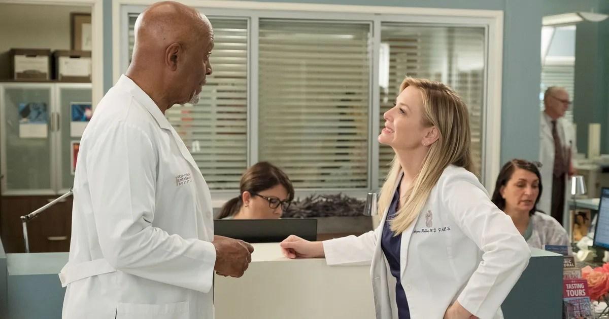 'Grey's Anatomy' Recap Season 14 Episode 23: 'Cold As Ice'