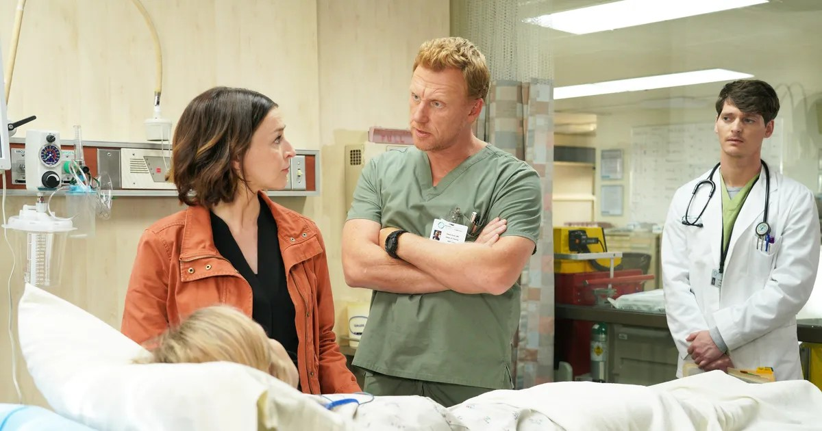 Grey's Anatomy Recap Season 16 Episode 7: Papa Don't Preach