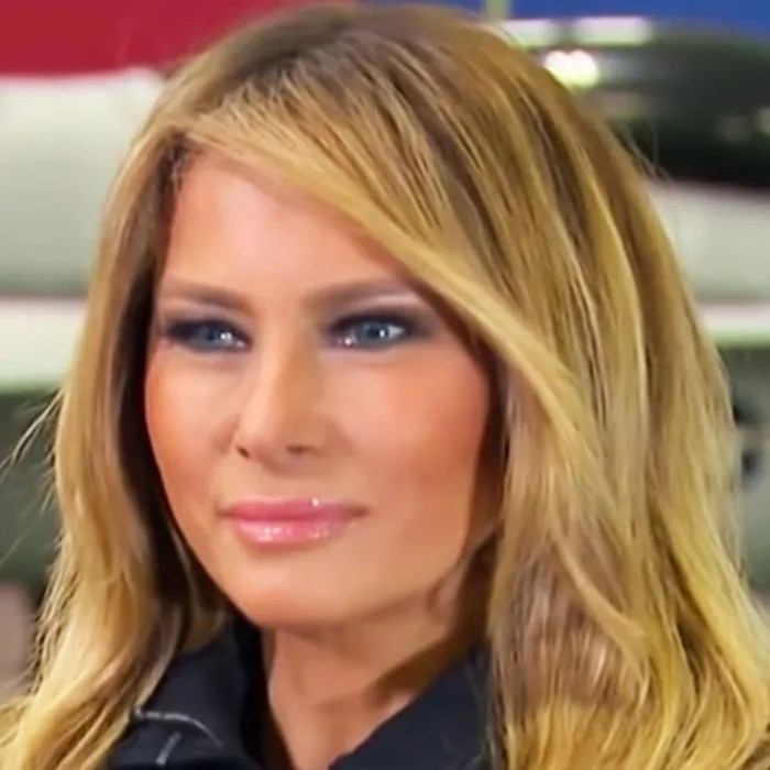 What Does Melania Trump's Blonde Hair Mean?