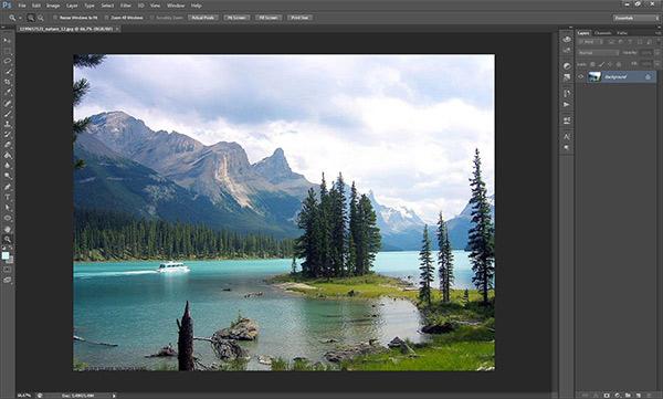 Как в фотошопе изменить размер картинки