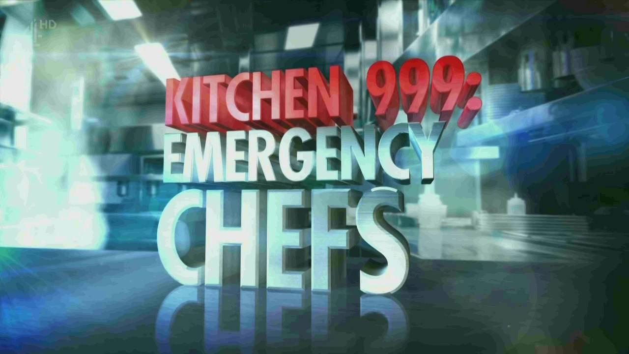 999 Emergency Kitchen Chefs