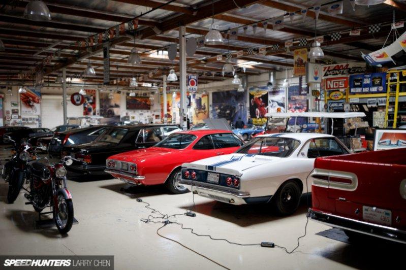 Ultimate Mechanics Garage
