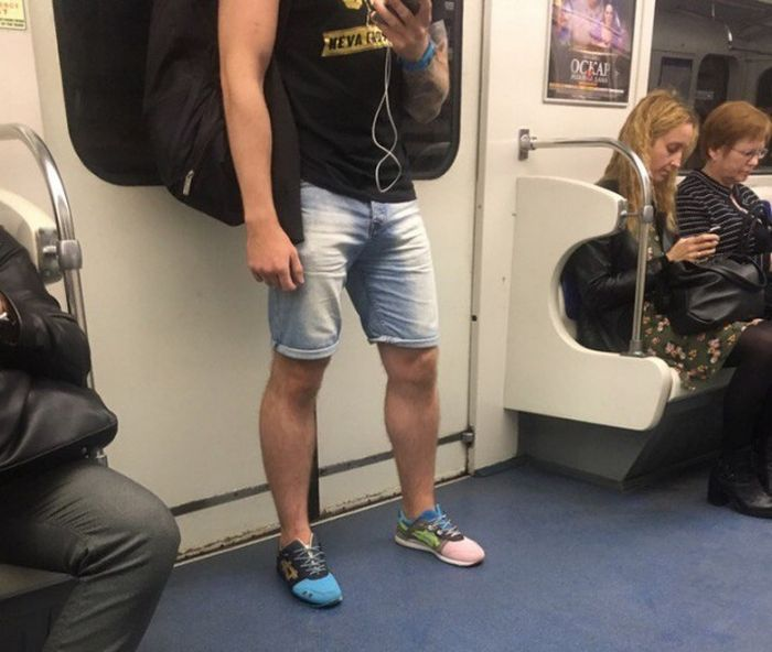Fashion From The Russian Metro Is A Little Shocking   Fun Fashion From The Russian Metro Is A Little Shocking