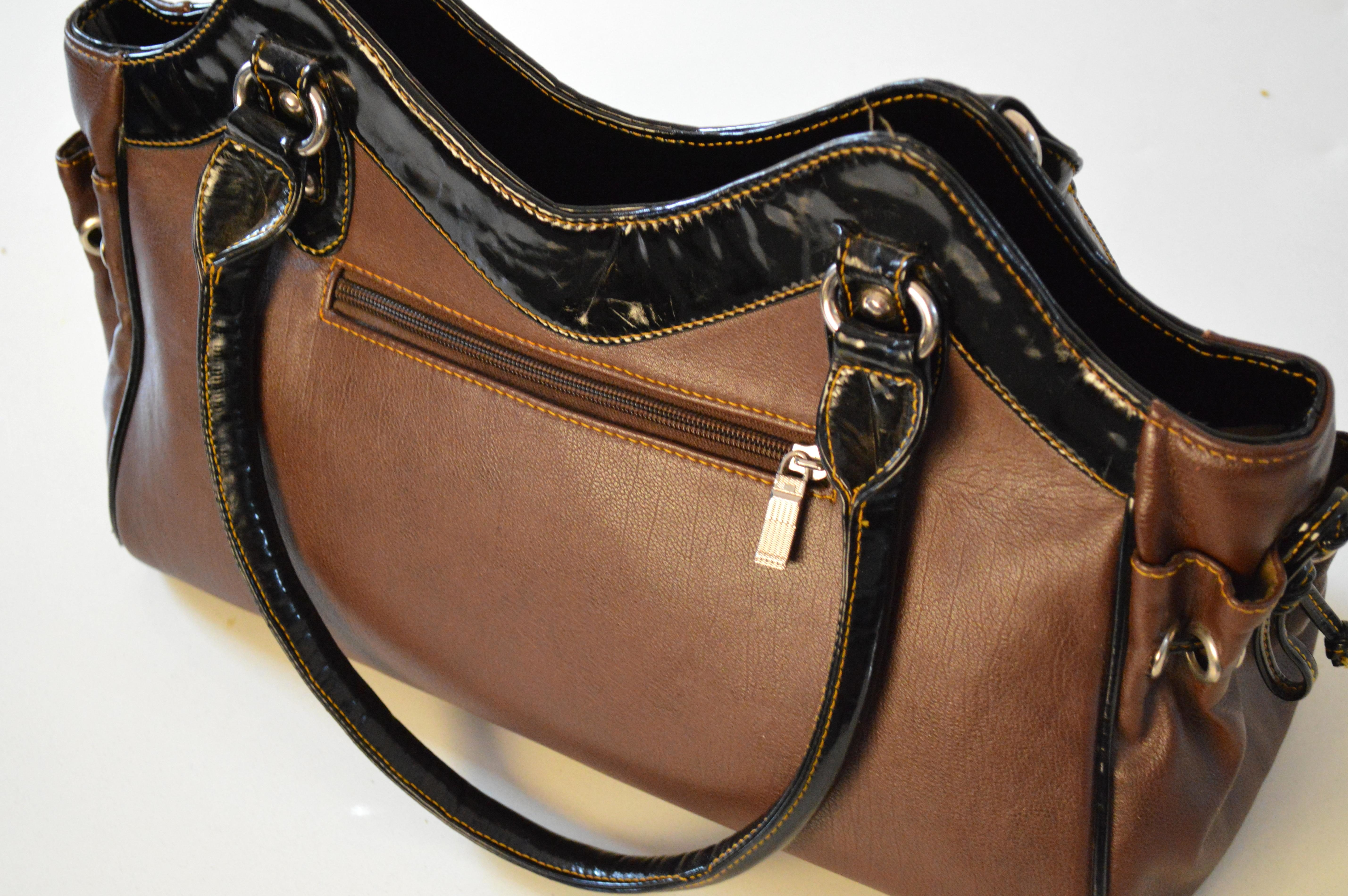 Free Picture Fashion Handbag Modern Object Leather
