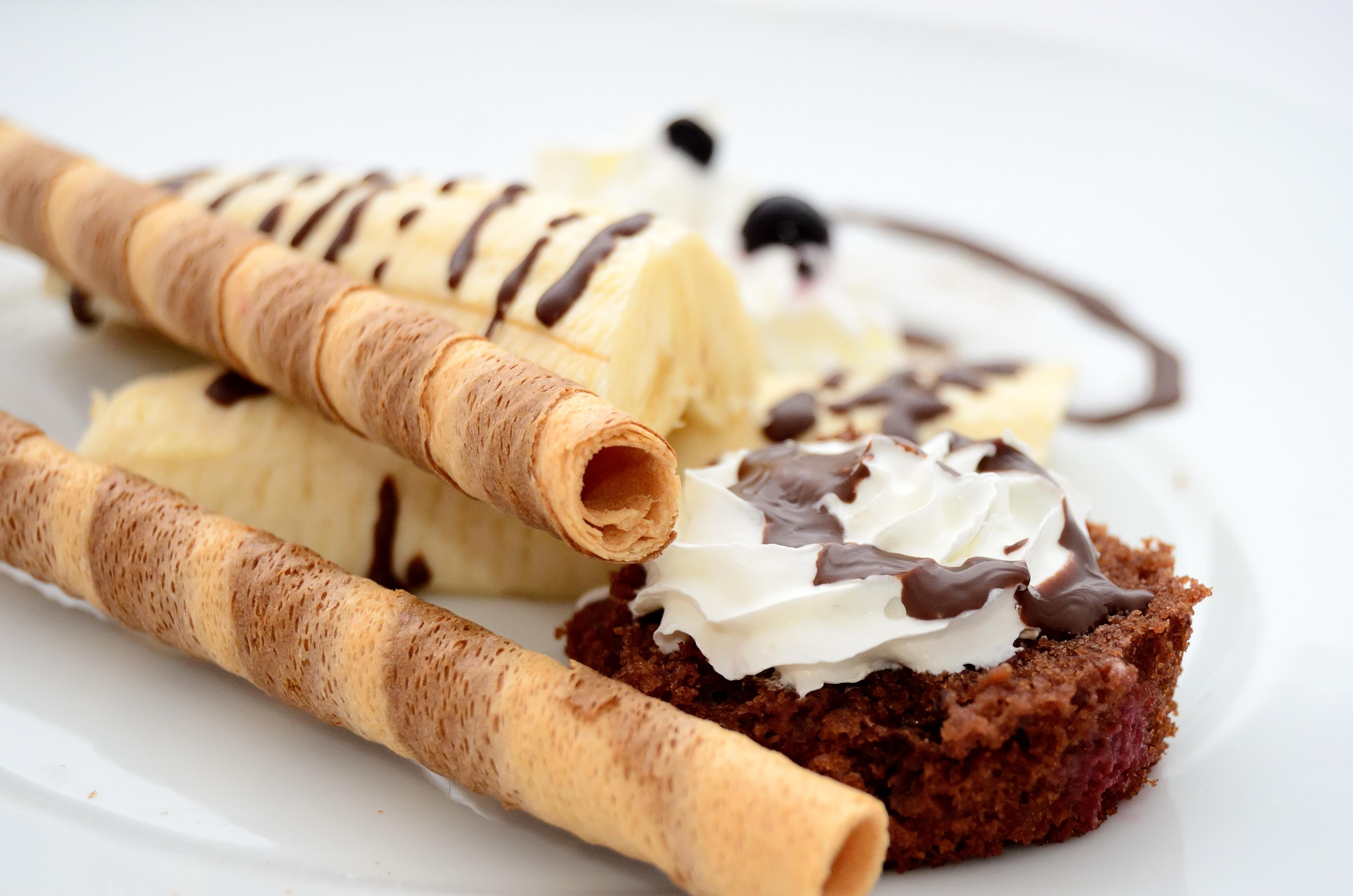 Free Picture Chocolate Delicious Food Sweet Cream