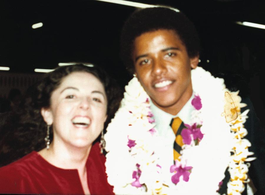 Janny Scott Writes The Untold Story Of Barack Obama's Mother