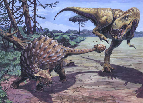 Large Blow Dinosaurs