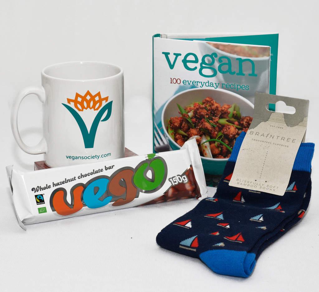 Vegan Gift Set For Men Planetwise
